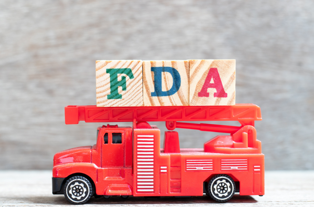 The FDA Warns Shoppers of the Risks Associated with Delta-eight THC Products